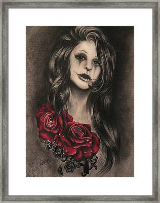 Unworthy  Framed Print by Sheena Pike