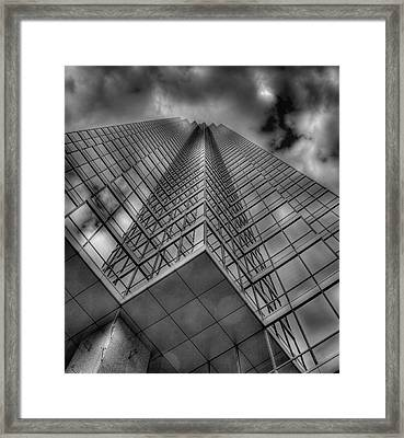 Up 3 Framed Print by Mark Alder