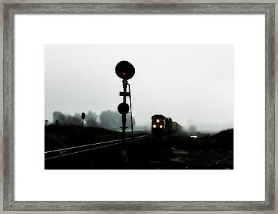 Up 8057 Framed Print by Jim Thompson
