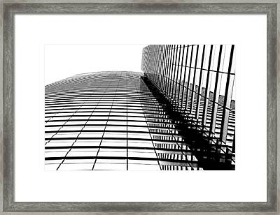 Up Up And Away Framed Print by Tammy Espino