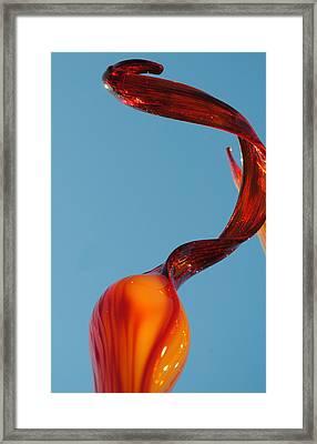 Updale 3 Cropped Framed Print by Jon Kerr