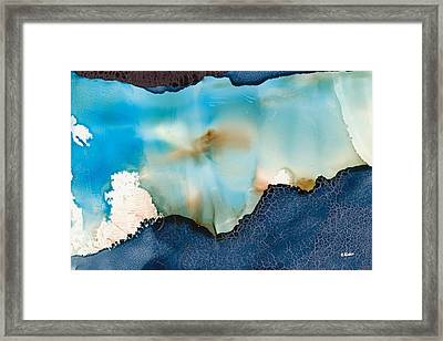 Updrafts Framed Print by Susan Kubes