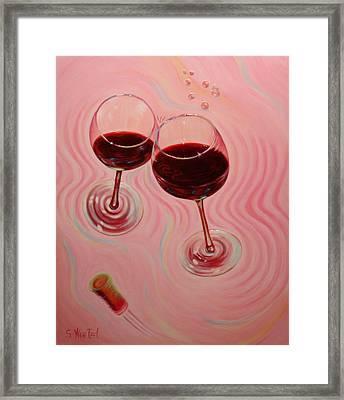 Uplifting Spirits II Framed Print by Sandi Whetzel