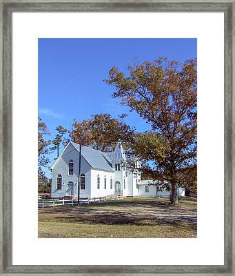 Upper Neck Church Framed Print