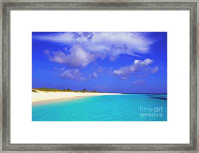 Upper Shoal Bay Framed Print by Thomas R Fletcher