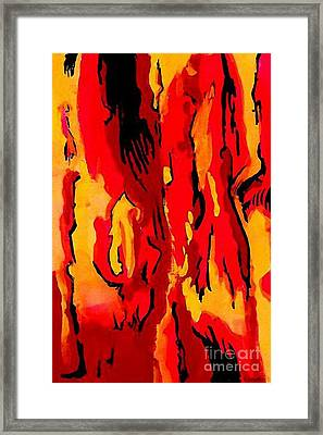 Uprising 1 Framed Print by Brian Gilbert