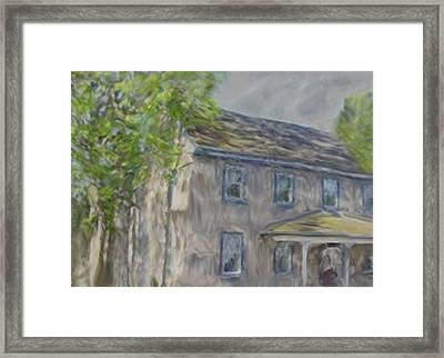 Upstate New York Framed Print by Dennis Buckman