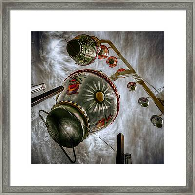 Upwardly Mobile Framed Print