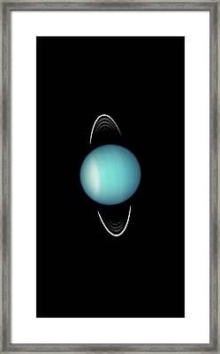Uranus Framed Print