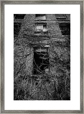 Urban Decay Framed Print by David Pinsent