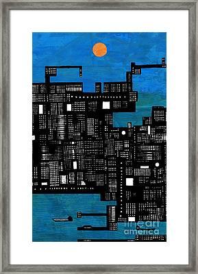 Urbanizacion Vi Framed Print by Andy  Mercer