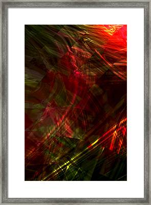 Urgent Orbital Framed Print by Richard Thomas