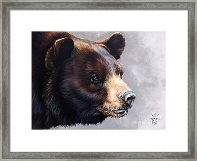 Ursa Major Framed Print