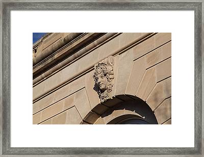 Us Botanic Garden - 01136 Framed Print by DC Photographer