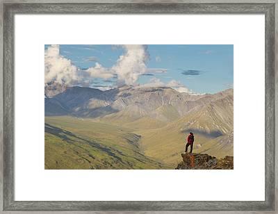 Usa, Alaska, Arctic National Wildlife Framed Print