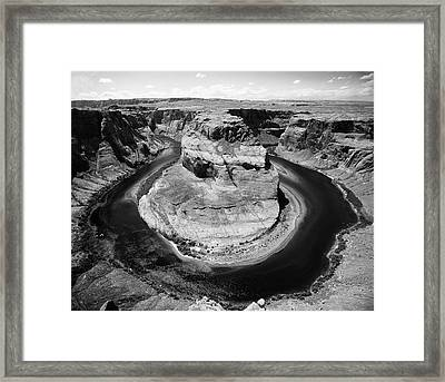 Usa, Arizona, Glen Canyon National Framed Print