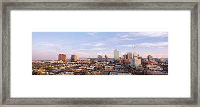 Usa, Arizona, Phoenix Framed Print by Panoramic Images