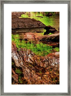 Usa, Arizona, Sedona, Verdee Valley Framed Print by Jaynes Gallery