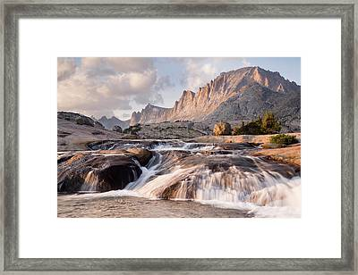 Usa, Bridger National Forest, Bridger Framed Print