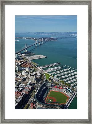 Usa, California, San Francisco Framed Print by David Wall