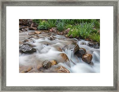 Usa, Colorado, Clear Creek County Framed Print by Jaynes Gallery