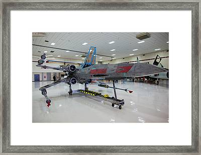 Usa, Colorado, Denver, Wings Framed Print by Walter Bibikow