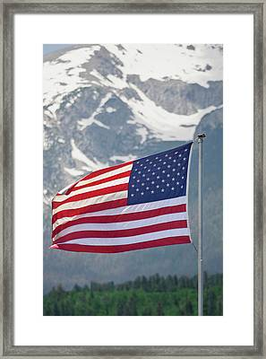 Usa, Colorado, Silverthorne Framed Print by Jaynes Gallery
