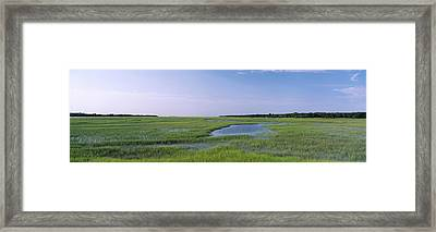 Usa, Florida, Jacksonville, Atlantic Framed Print by Panoramic Images