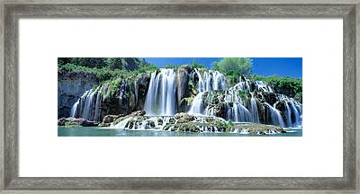 Usa, Idaho, Bonneville County Framed Print