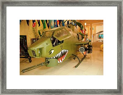 Usa, Indiana, Indianapolis, Indiana War Framed Print by Lee Foster