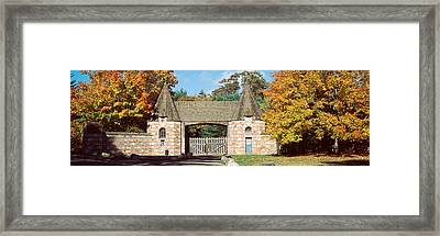 Usa, Maine, Mount Desert Island, Acadia Framed Print by Panoramic Images
