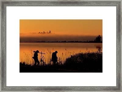 Usa, Michigan, Drummond Island Framed Print by Jaynes Gallery
