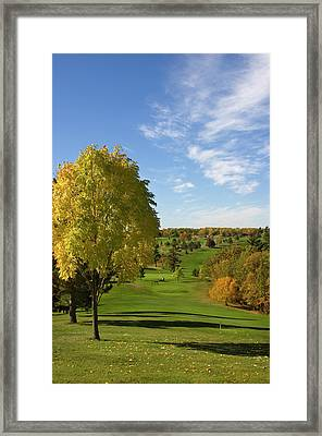Usa, Minnesota, Walker, Tianna Country Framed Print by Peter Hawkins