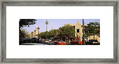 Usa, Missouri, Kansas, Country Club Framed Print by Panoramic Images