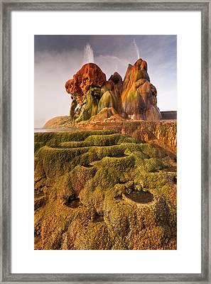 Usa, Nevada, Black Rock Desert Framed Print by Jaynes Gallery