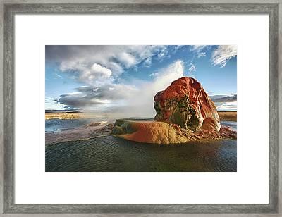 Usa, Nevada, Gerlach Framed Print by Jaynes Gallery