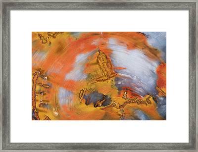 Usa, Nevada, Hubbard Basin Framed Print by Jaynes Gallery
