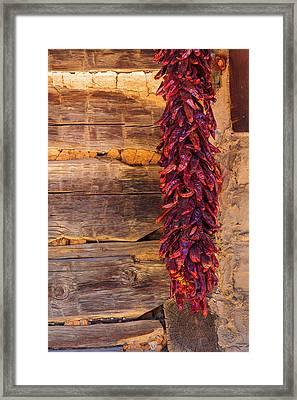 Usa, New Mexico, Pinos Altos Framed Print by Jaynes Gallery