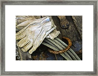 Usa, New Mexico, Santa Fe Framed Print by Jaynes Gallery