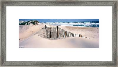 Usa, North Carolina, Outer Banks Framed Print by Panoramic Images
