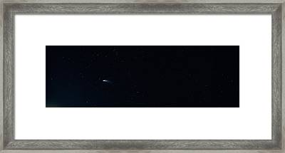 Usa, Northern California, View Framed Print by Panoramic Images