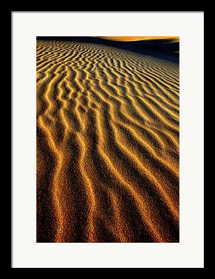 Oregon Dunes National Recreation Area Framed Prints