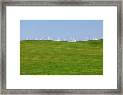 Usa, Oregon, Wasco Framed Print by Jaynes Gallery