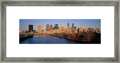 Usa, Pennsylvania, Philadelphia Framed Print by Panoramic Images