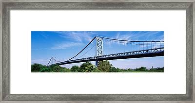 Usa, Philadelphia, Pennsylvania Framed Print by Panoramic Images