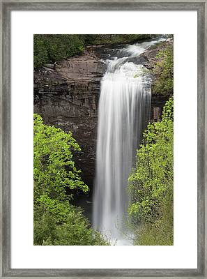 Usa, Tennessee, Foster Falls Small Wild Framed Print by Jaynes Gallery