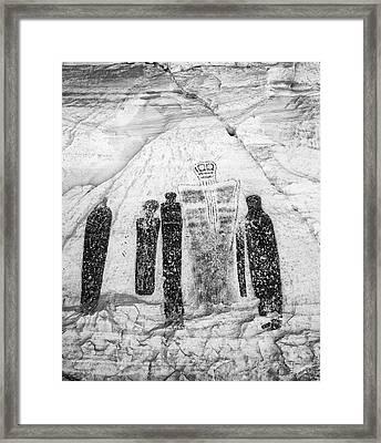 Usa, Utah, Canyonlands National Park Framed Print by Jaynes Gallery
