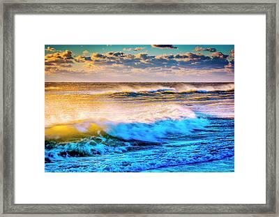 Usa, Virginia, Chincoteague Island Framed Print by Jaynes Gallery