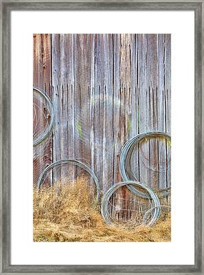 Usa, Washington, Silverdale Framed Print