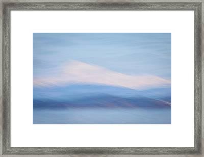 Usa, Washington State, Mount Baker Framed Print by Jaynes Gallery